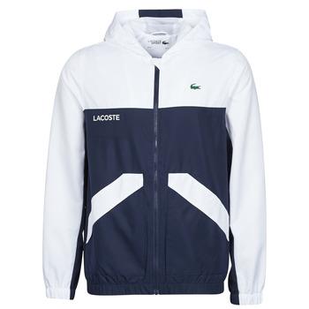 Odjeća Muškarci  Kratke jakne Lacoste SHANNA Bijela