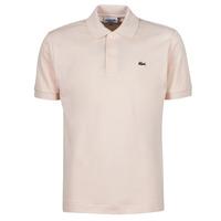 Odjeća Muškarci  Polo majice kratkih rukava Lacoste POLO CLASSIQUE L.12.12 Ružičasta