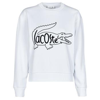 Odjeća Žene  Sportske majice Lacoste SFORZA Bijela