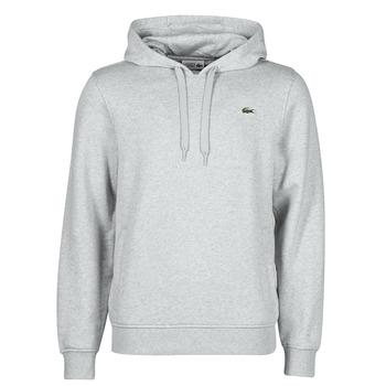 Odjeća Muškarci  Sportske majice Lacoste TOTTA Siva