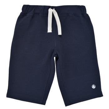 Odjeća Dječak  Bermude i kratke hlače Petit Bateau LAVIEN Blue