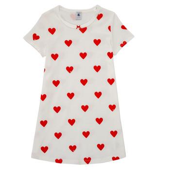 Odjeća Djevojčica Pidžame i spavaćice Petit Bateau MARAMA Multicolour