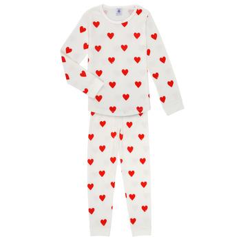 Odjeća Djevojčica Pidžame i spavaćice Petit Bateau MISON Multicolour