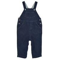 Odjeća Dječak  Kombinezoni i tregerice Petit Bateau MILIBERT Blue