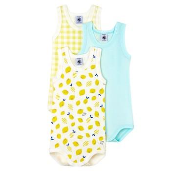 Odjeća Dječak  Pidžame i spavaćice Petit Bateau MOLIU Multicolour