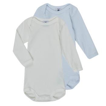 Odjeća Dječak  Pidžame i spavaćice Petit Bateau A00AR-00 Multicolour