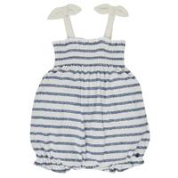Odjeća Djevojčica Kombinezoni i tregerice Petit Bateau MILLY Multicolour