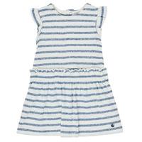 Odjeća Djevojčica Kratke haljine Petit Bateau MILANAIS Multicolour