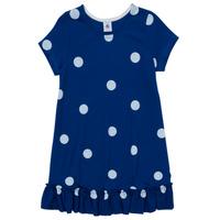 Odjeća Djevojčica Kratke haljine Petit Bateau MALICETTE Blue