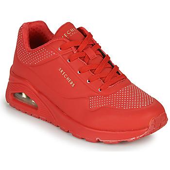 Obuća Žene  Niske tenisice Skechers UNO STAND ON AIR Red