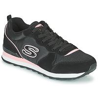 Obuća Žene  Niske tenisice Skechers OG 85 Crna / Ružičasta