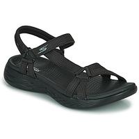 Obuća Žene  Sportske sandale Skechers ON THE GO 600 Crna