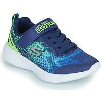Obuća Dječak  Niske tenisice Skechers GO RUN 600 Blue / Zelena