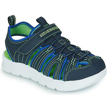 Obuća Dječak  Sportske sandale Skechers C-FLEX SANDAL 2.0 Zelena