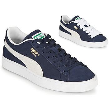 Obuća Muškarci  Niske tenisice Puma SUEDE Blue