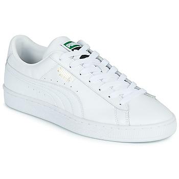 Obuća Niske tenisice Puma CLASSIC Bijela