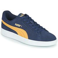 Obuća Muškarci  Niske tenisice Puma SMASH Blue / Bež