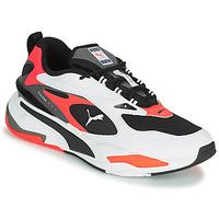 Obuća Muškarci  Niske tenisice Puma RS FAST Bijela / Crna / Red