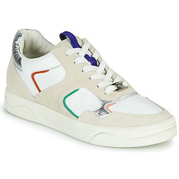 Obuća Žene  Niske tenisice Mam'Zelle ARTIX Bijela / Multicolour