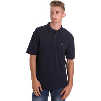 Odjeća Muškarci  Polo majice kratkih rukava Les Copains 9U9015 Plava