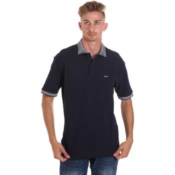 Odjeća Muškarci  Polo majice kratkih rukava Les Copains 9U9024 Plava