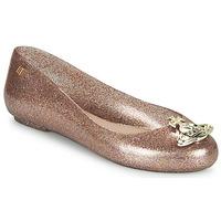 Obuća Žene  Balerinke i Mary Jane cipele Melissa VIVIENNE WESTWOOD ANGLOMANIA - SWEET LOVE II Ružičasta