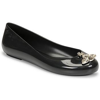 Obuća Žene  Balerinke i Mary Jane cipele Melissa VIVIENNE WESTWOOD ANGLOMANIA - SWEET LOVE II Crna