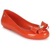 Obuća Žene  Balerinke i Mary Jane cipele Melissa VIVIENNE WESTWOOD ANGLOMANIA - SWEET LOVE II Red