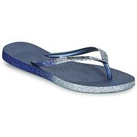 Obuća Žene  Japanke Havaianas SLIM SPARKLE II Blue