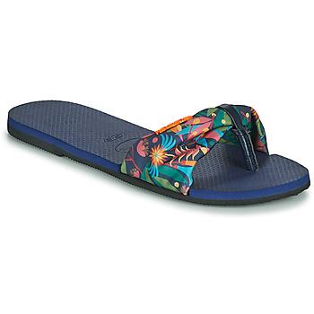 Obuća Žene  Japanke Havaianas YOU SAINT TROPEZ Blue