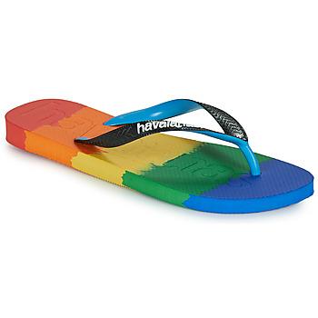 Obuća Japanke Havaianas TOP LOGOMANIA MULTICOLOR Multicolour
