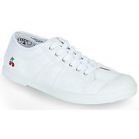 Obuća Žene  Niske tenisice Le Temps des Cerises BASIC LACE Bijela