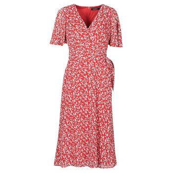 Odjeća Žene  Duge haljine Lauren Ralph Lauren ABEL Red