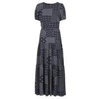 Odjeća Žene  Duge haljine Lauren Ralph Lauren MYRIAM Blue