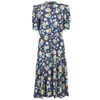Odjeća Žene  Duge haljine Lauren Ralph Lauren BAYZEE Multicolour