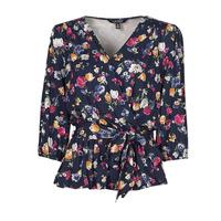 Odjeća Žene  Majice kratkih rukava Lauren Ralph Lauren SHIANETA Multicolour