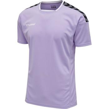 Odjeća Majice kratkih rukava Hummel Maillot  Authentic Poly HML bleu lavande