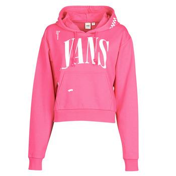 Odjeća Žene  Sportske majice Vans WM KAYE CROP HOODIE Ružičasta