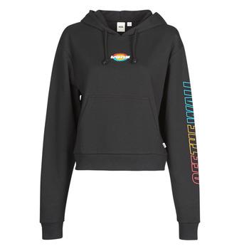Odjeća Žene  Sportske majice Vans WM OVAL TEEN HOODIE Crna