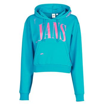 Odjeća Žene  Sportske majice Vans WM KAYE CROP HOODIE Blue