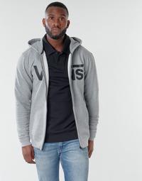 Odjeća Muškarci  Sportske majice Vans VANS CLASSIC ZIP HOODIE Cement / Crna