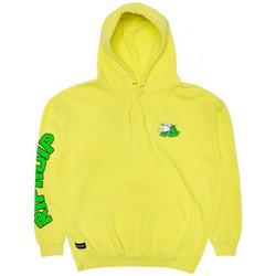 Odjeća Muškarci  Sportske majice Ripndip Teenage mutant hoodie Zelena