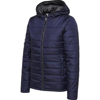 Odjeća Žene  Pernate jakne Hummel Veste femme  Quilted North bleu foncé