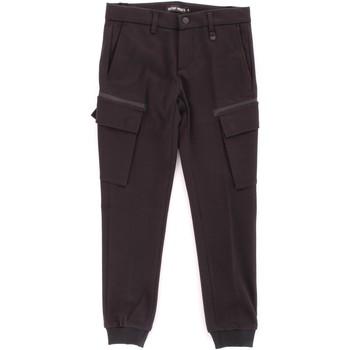 Odjeća Dječak  Cargo hlače Antony Morato MKTR00162-800130 Nero