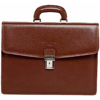 Torbe Poslovne torbe i aktovke Maison Heritage IAN marron