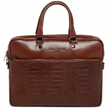 Torbe Poslovne torbe i aktovke Maison Heritage ALAN marron