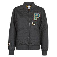Odjeća Žene  Kratke jakne Puma BLACK STATION Crna / Multicolour