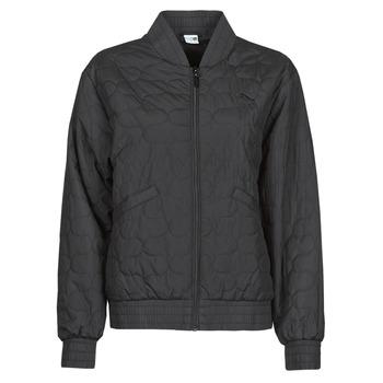 Odjeća Žene  Kratke jakne Puma W BOMBER Crna