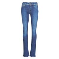 Odjeća Žene  Bootcut traperice Replay LUZ Super / Světlá / Plava