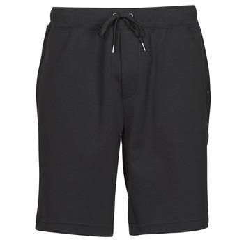 Odjeća Muškarci  Bermude i kratke hlače Polo Ralph Lauren SHORT DE JOGGING EN DOUBLE KNIT TECH LOGO PONY PLAYER Crna